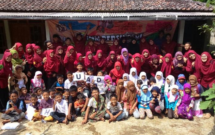 Aksi Sosial IMM Bersinergi Komisariat Psikologi UAD Dihadiri Ratusan Warga