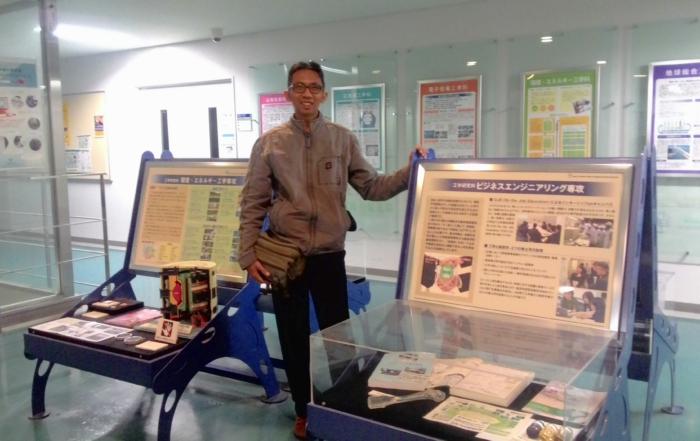 Dosen Psikologi UAD Kunjungi Jepang