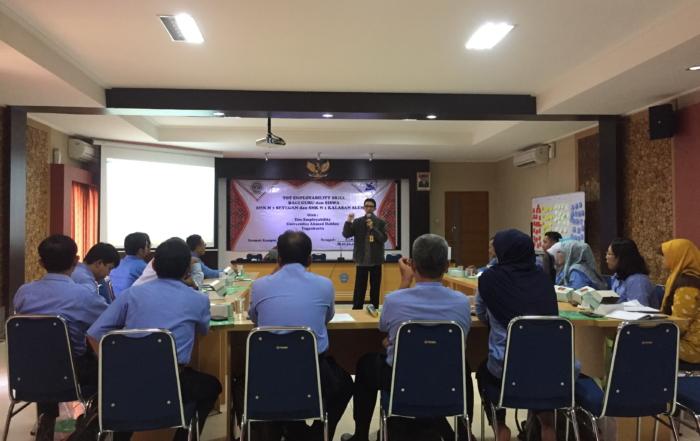 TOT Employability Skill bagi Guru SMK