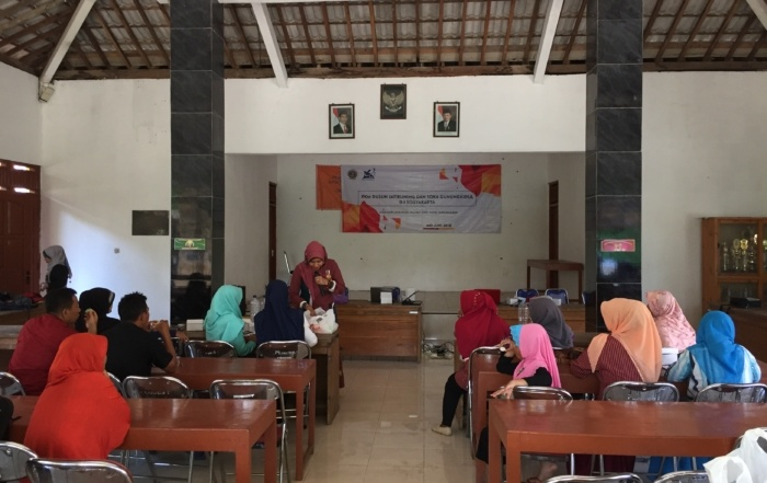 Peningkatan Motivasi Berwirausaha melalui  Program Kemitraan Masyarakat (PKM) Kemenristekdikti