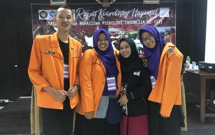 Fakultas Psikologi UAD ikuti Rakornas ILMPI 2018