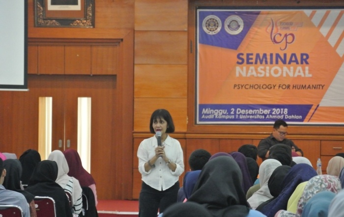 Seminar Psychology Career Planning 2018