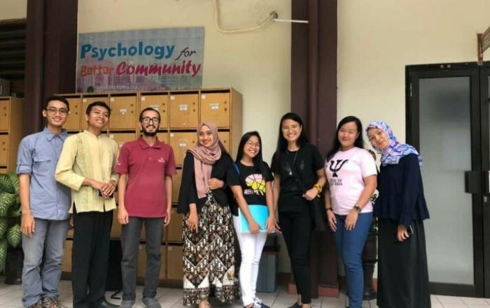 Tiga Mahasiswa Asing Mengikuti Program Belajar di UAD