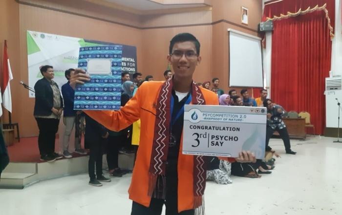 Mahasiswa Psikologi UAD Raih juara 3 Lomba Essay Nasional